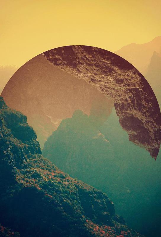 Esfera Acrylic Print
