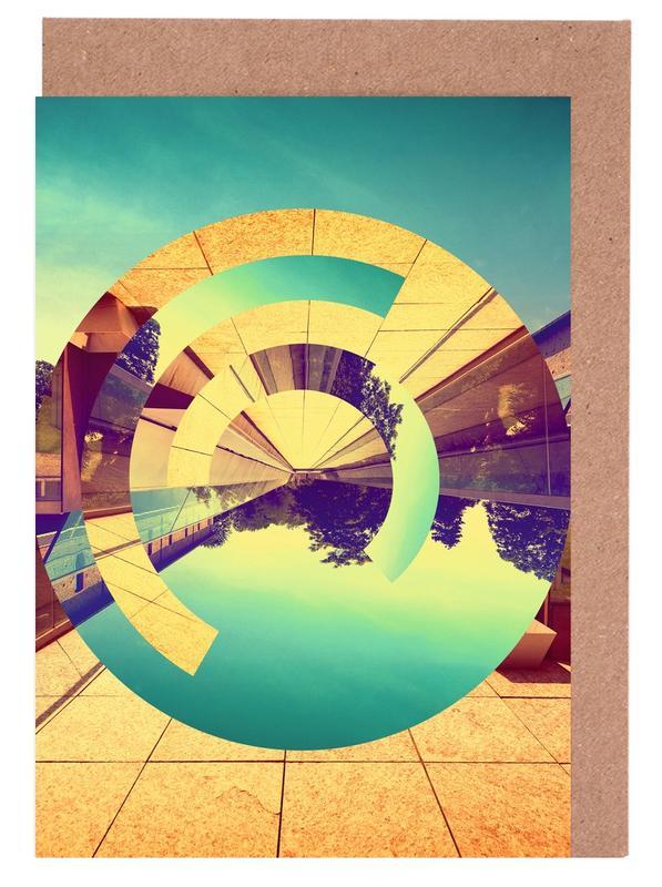 Architekturdetails, L'Infinito -Grußkarten-Set