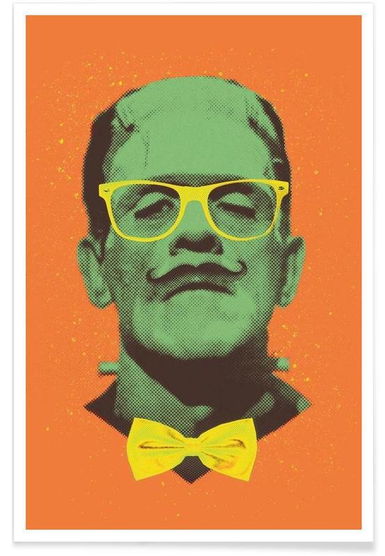 Pop Art, Films, Mr Frank affiche
