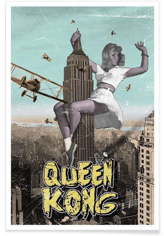 Queen Kong -Poster