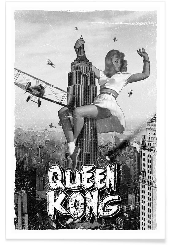 Queen Kong 2 -Poster