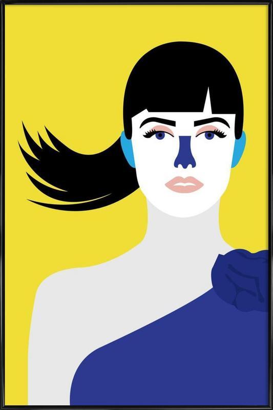 Penelope Framed Poster