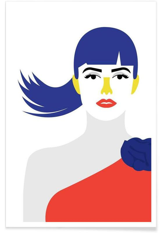 , Penelope Red affiche