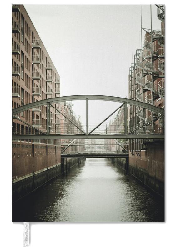 Ponts, Hambourg, Warehouse District Hamburg I agenda