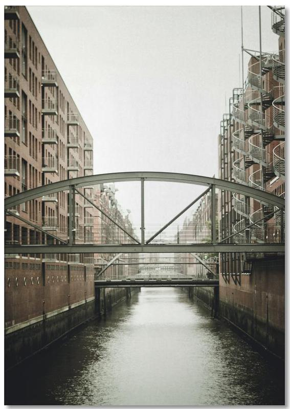 Warehouse District Hamburg I Notebook