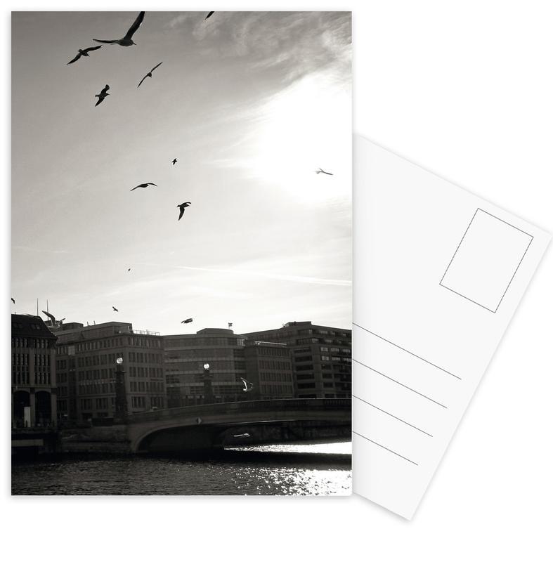 Fernsehturm Postcard Set