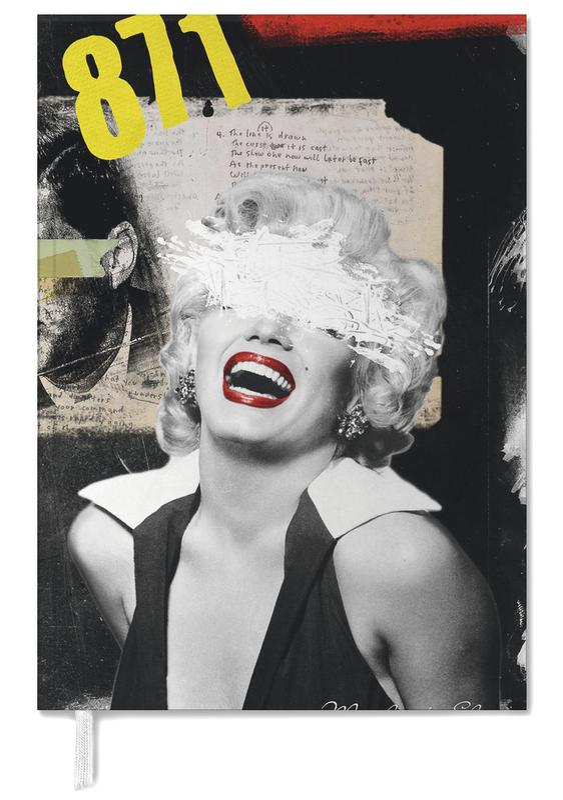 Public Figures: Marilyn -Terminplaner