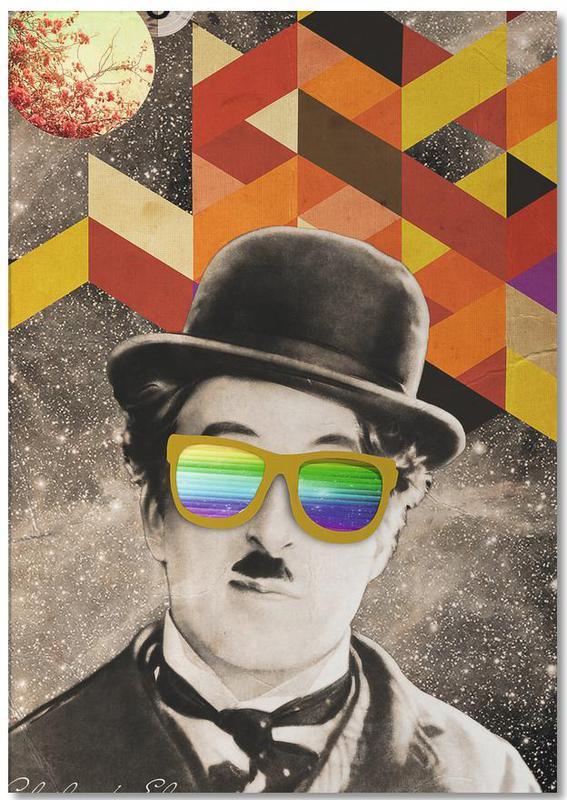 Public Figures: Chaplin Notepad