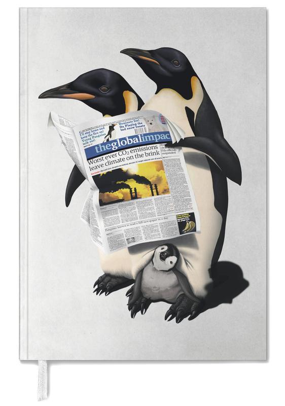 Pingouins, Read All Over agenda