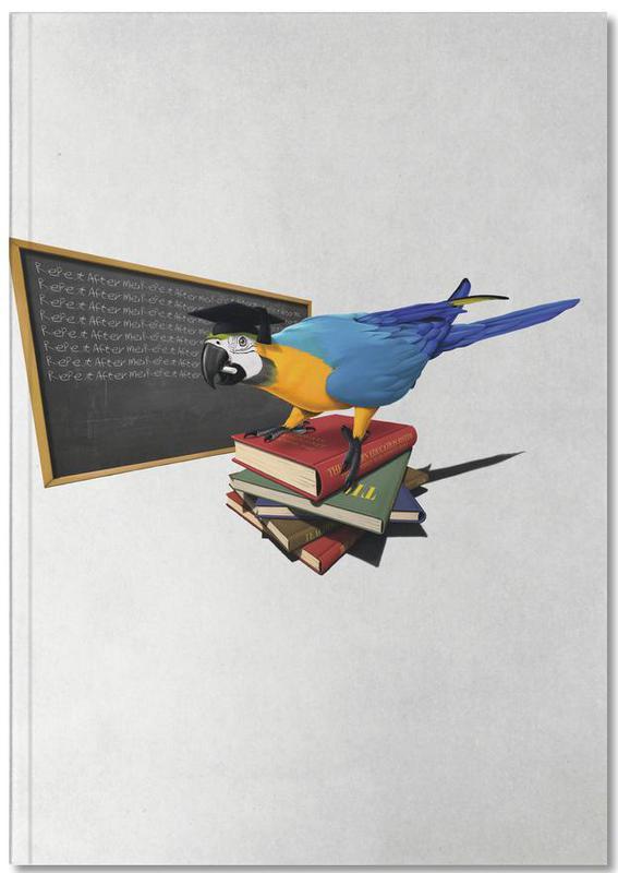Parrots, Repeat Notebook
