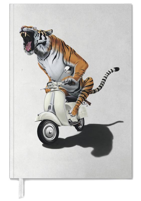 Art pour enfants, Tigres, Rooooaaar! agenda
