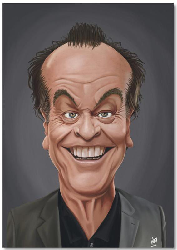 Jack Nicholson Notepad