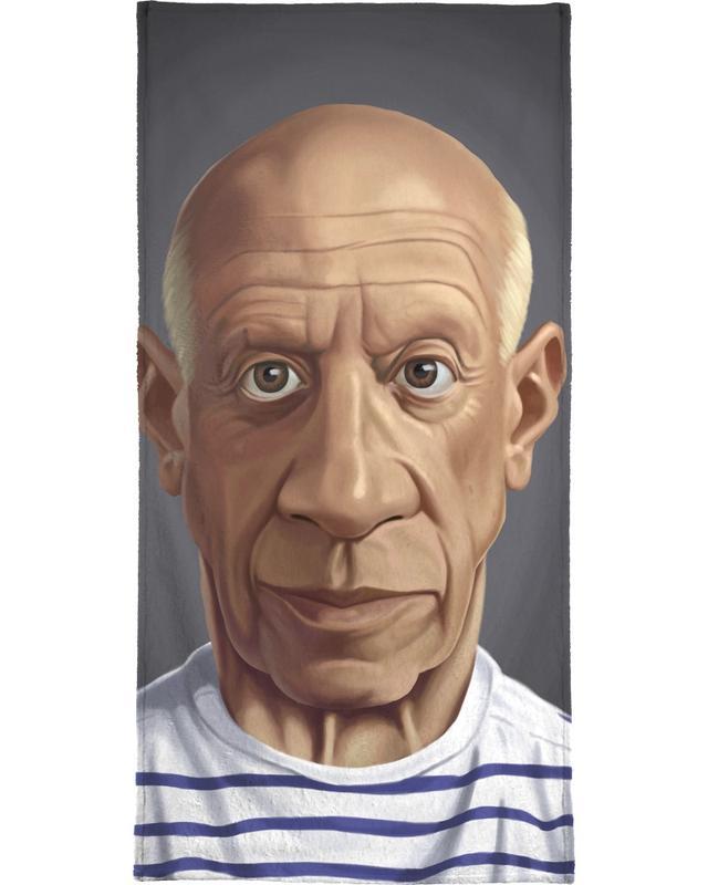 Pablo Picasso -Handtuch
