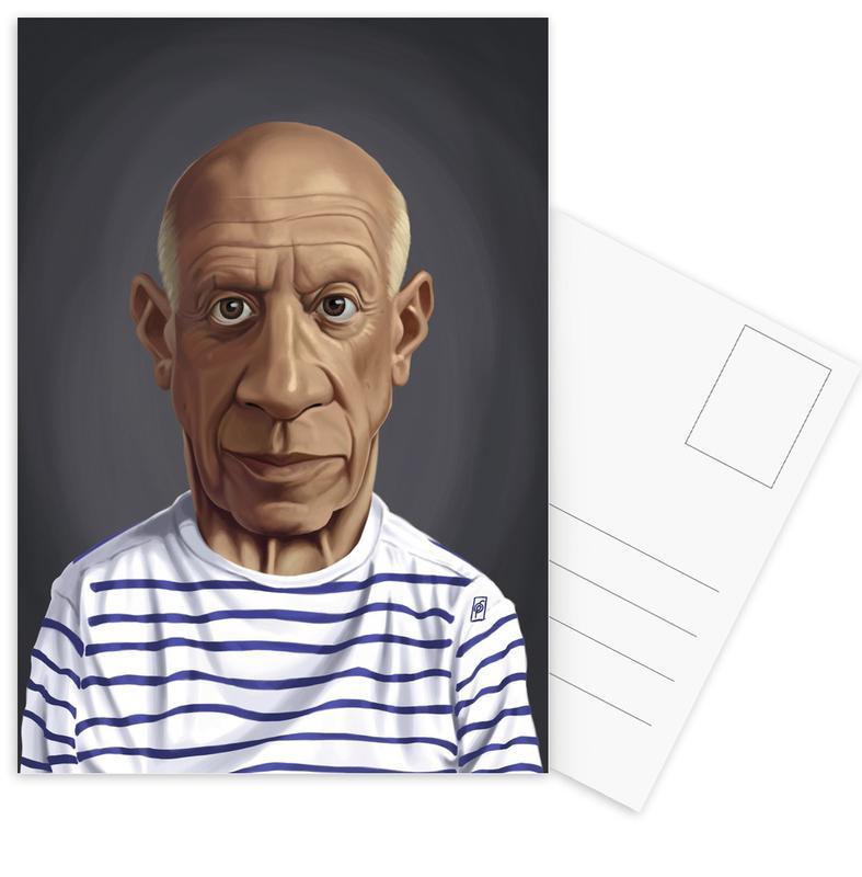 Pablo Picasso Postcard Set