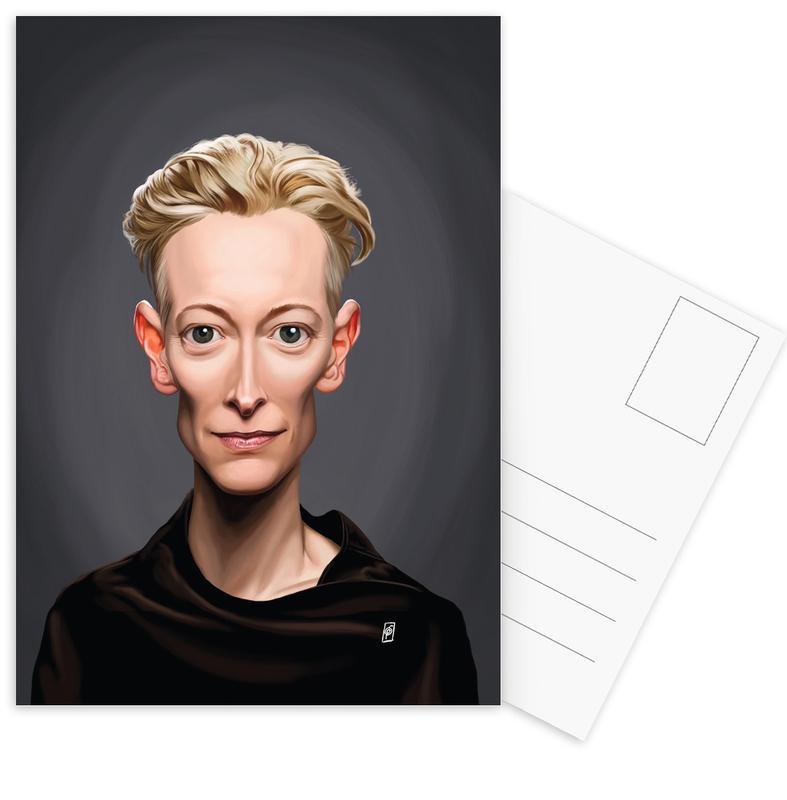 , Tilda Swinton ansichtkaartenset