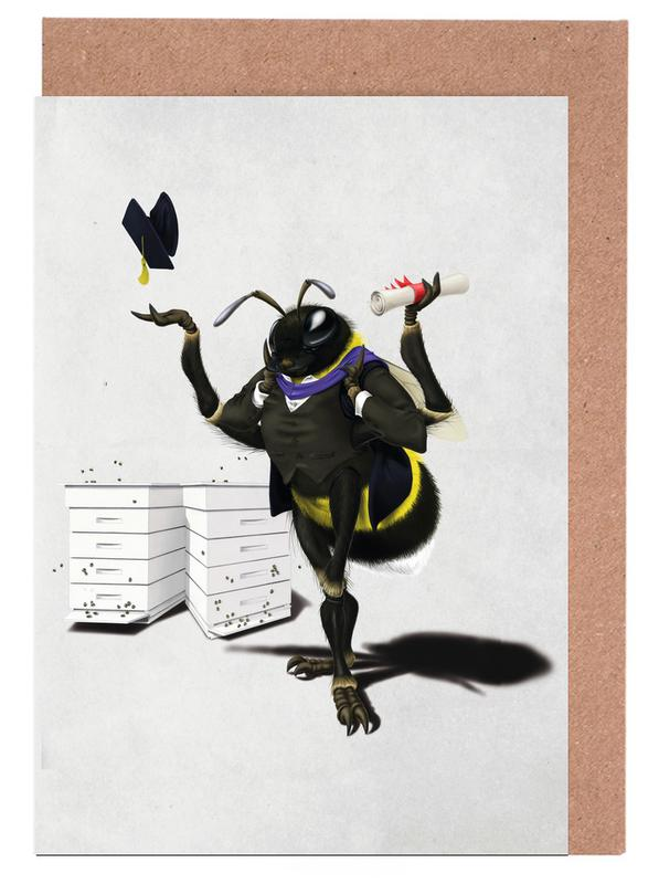 To bee or not to bee Greeting Card Set