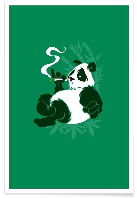 Pandas, Bamboozled Poster