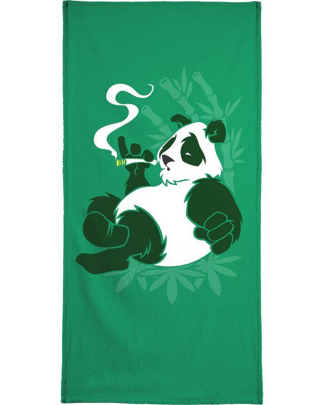 Pandas, Bamboozled serviette de bain