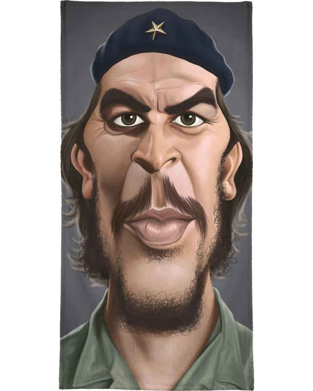 Personnages politiques, Che Guevara serviette de bain