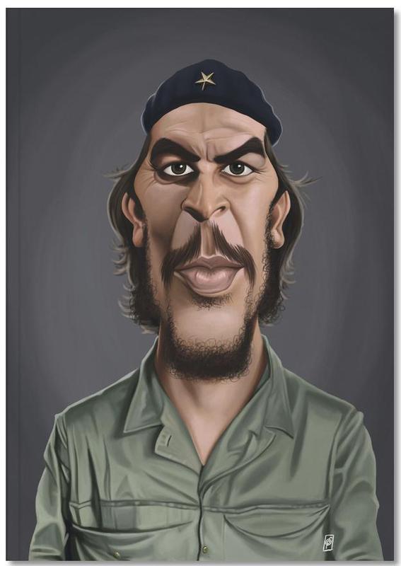 Political Figures, Che Guevara Notebook