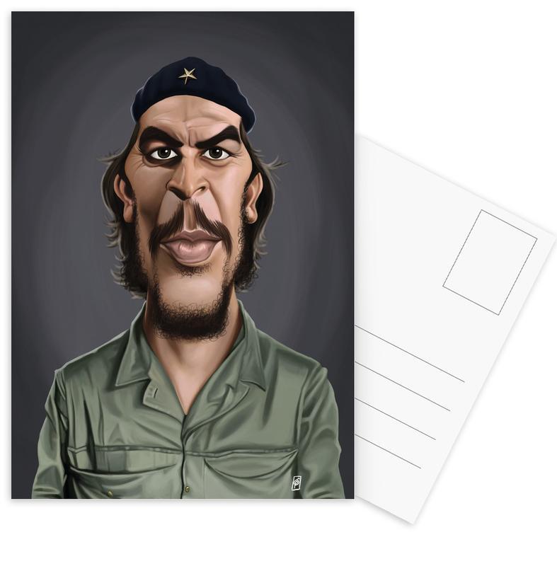 Politieke figuren, Che Guevara ansichtkaartenset