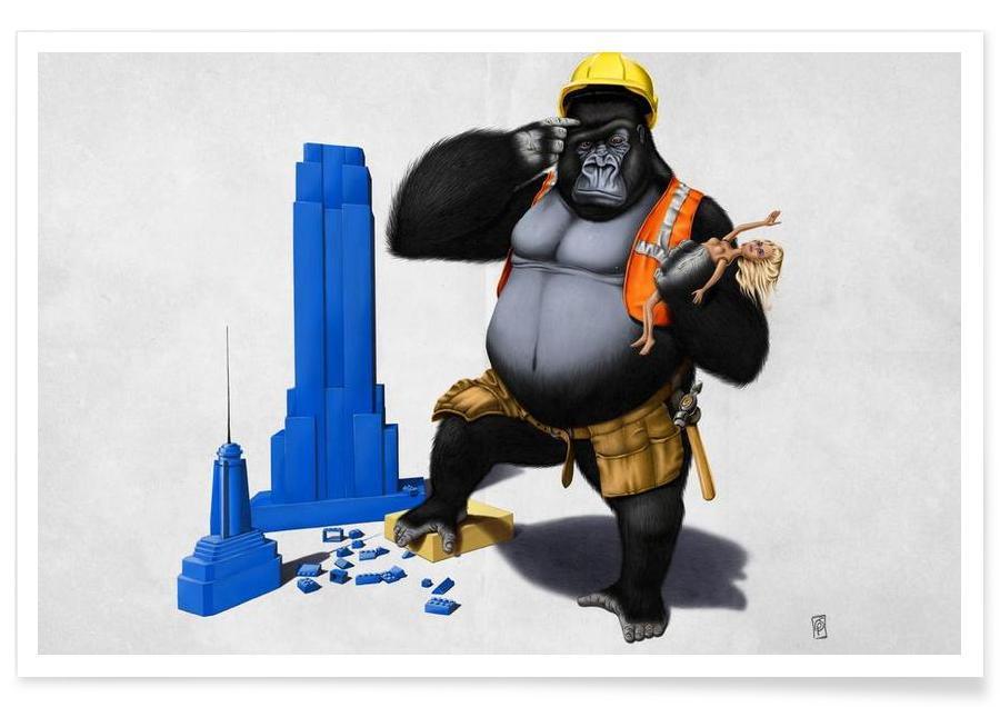 Singes, Building an empire affiche
