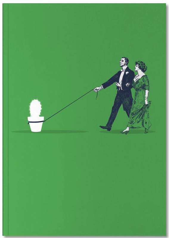 Humour, Walking The Cactus Notebook
