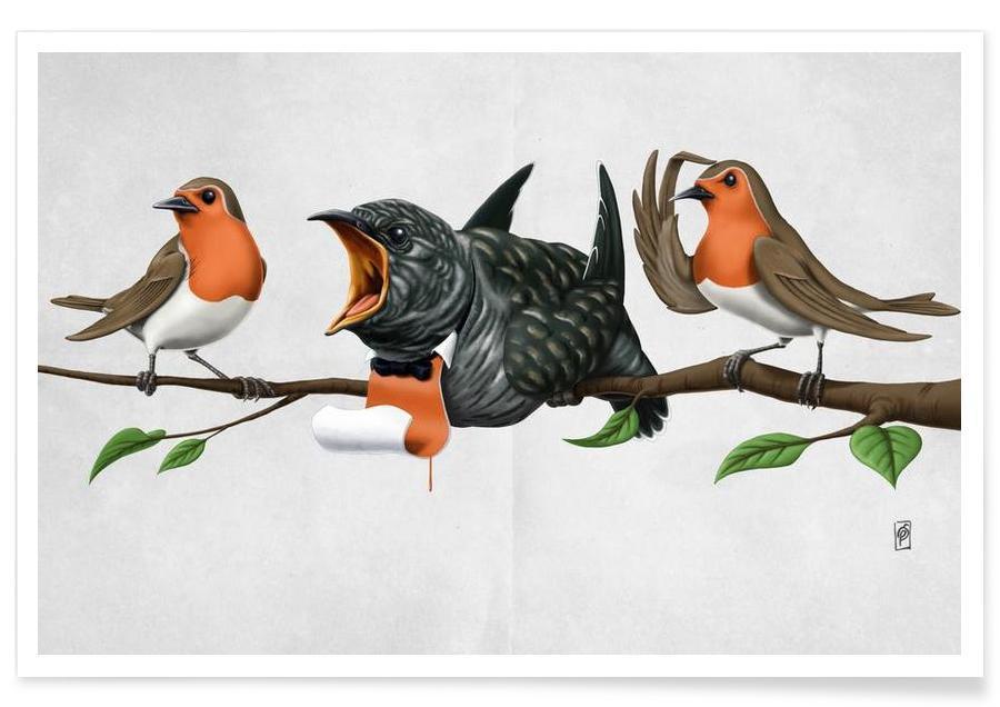 , Cock Robin affiche
