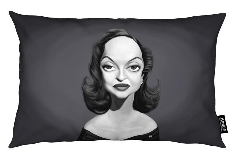Bette Davis coussin