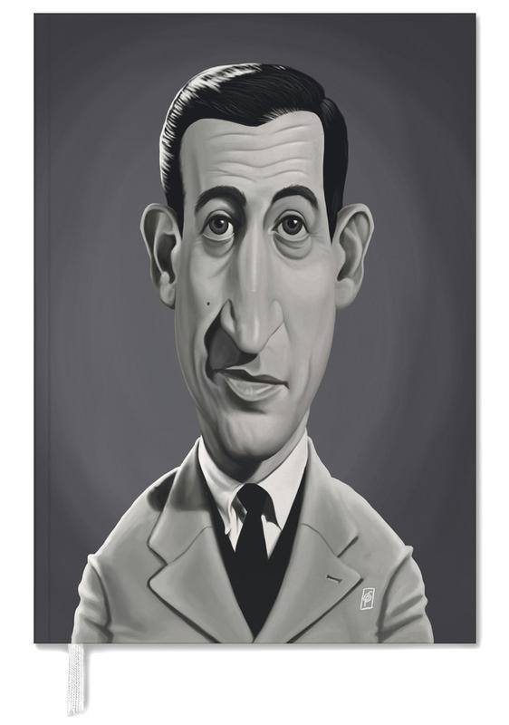J.D. Salinger Personal Planner