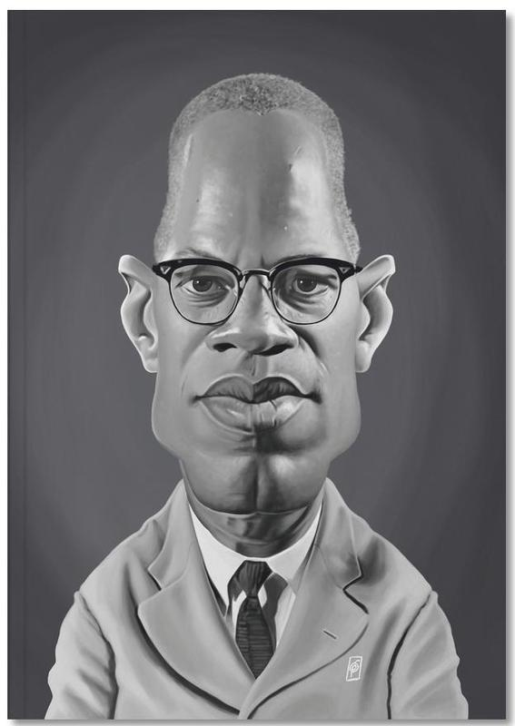 Malcolm X Notebook