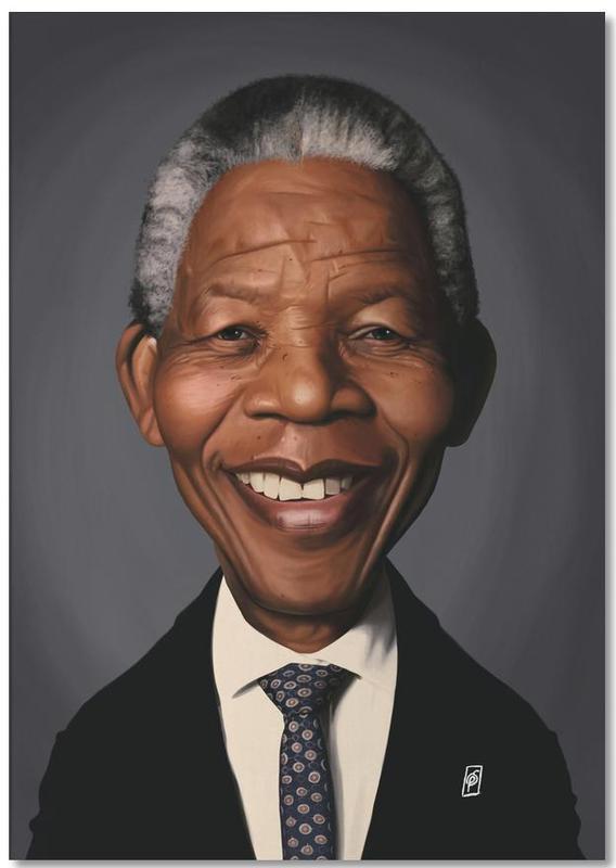 Nelson Mandela Notepad