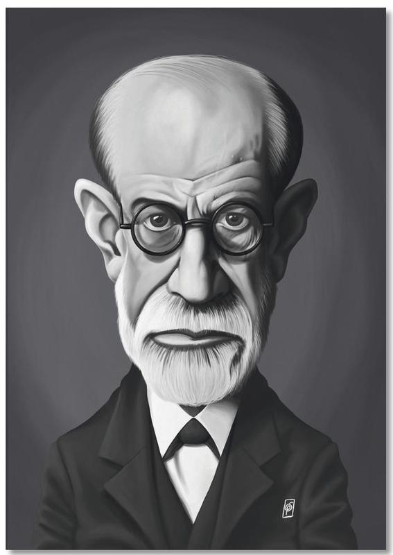 Sigmund Freud Notepad