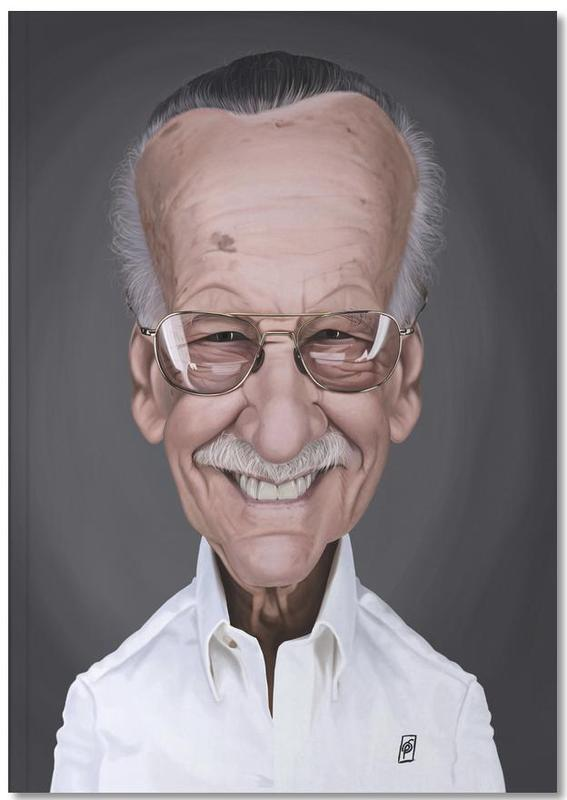 Stan Lee Notebook