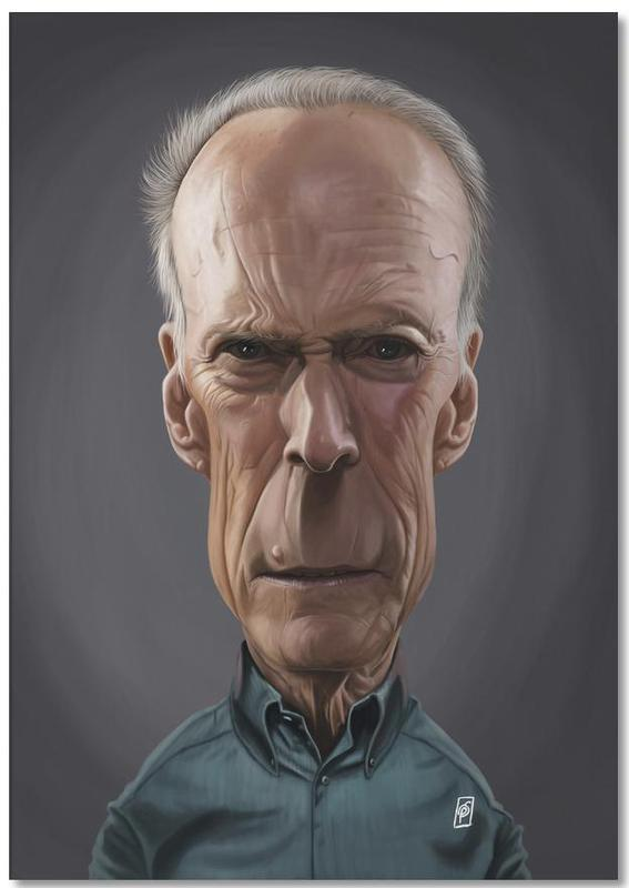 Clint Eastwood Notepad