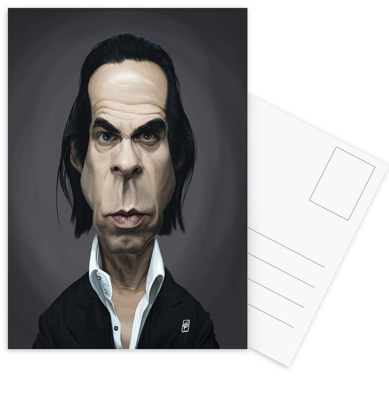 Nick Cave Postcard Set