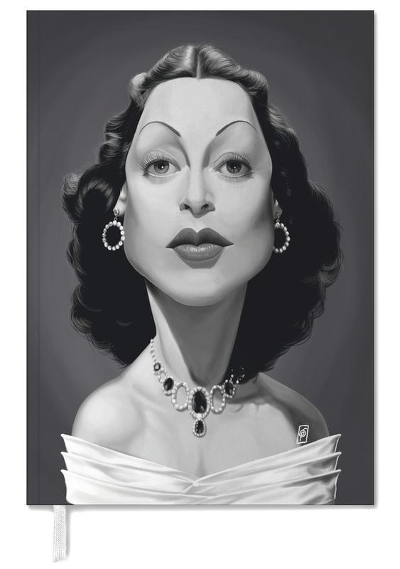 Hedy Lamarr Personal Planner