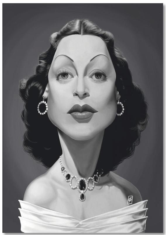 Hedy Lamarr Notepad