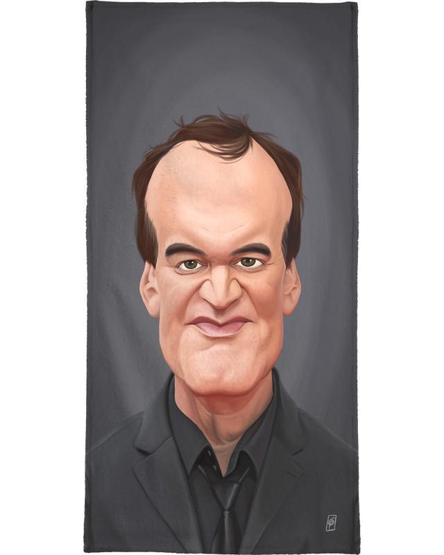 Quentin Tarantino Bath Towel