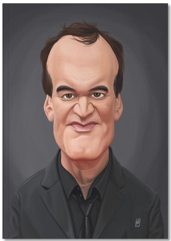 Quentin Tarantino Notebook