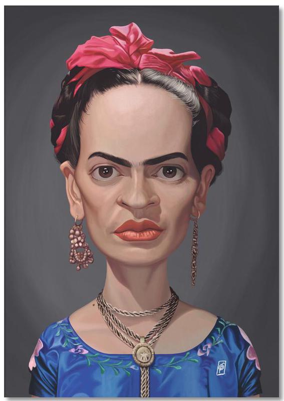 Frida Kahlo Notepad