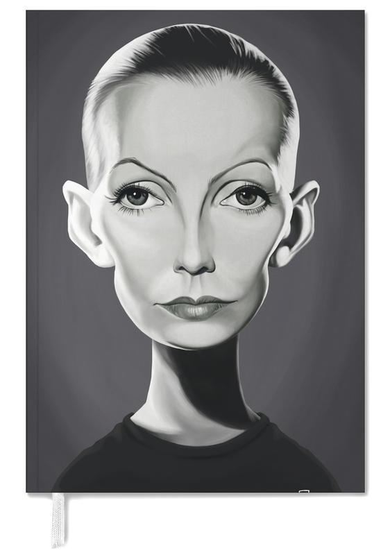 Schwarz & Weiß, Porträts, Greta Garbo -Terminplaner