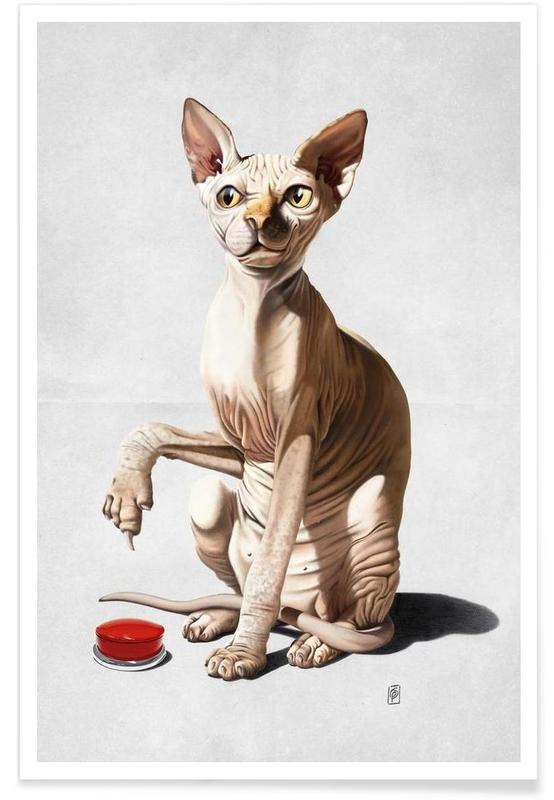 Cat-astrophe -Poster