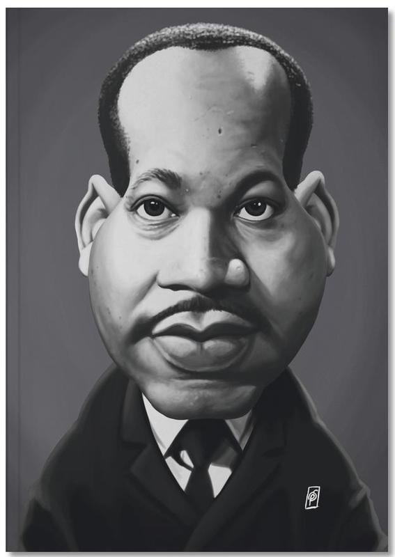 Martin Luther King Notebook