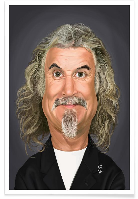, Billy Connolly -Poster