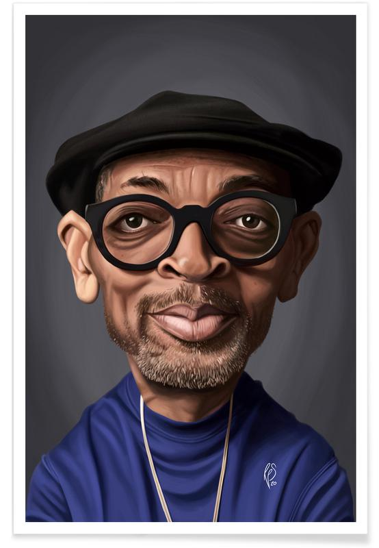 , Spike Lee poster