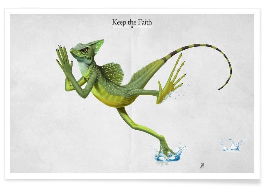 , Keep the Faith (titled) affiche