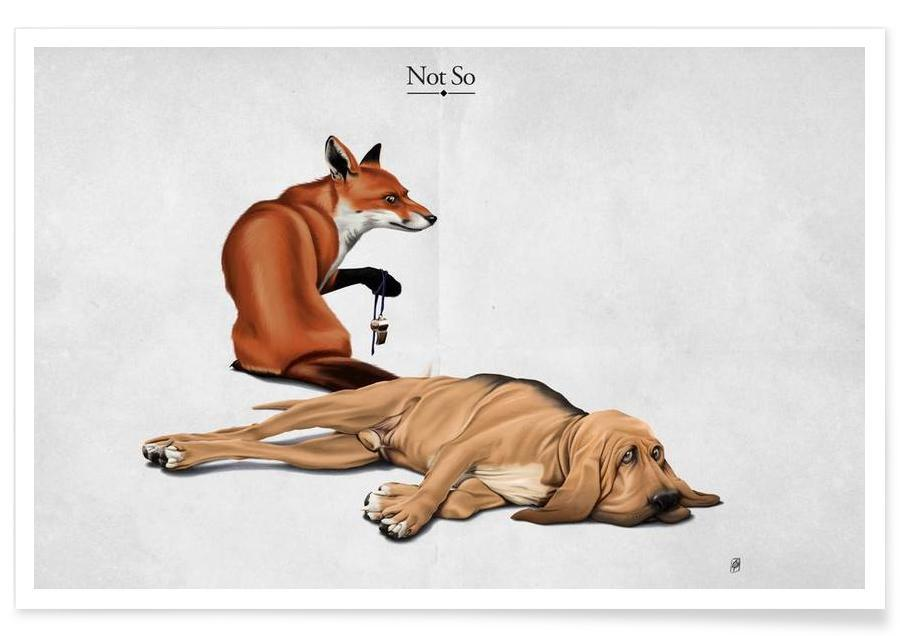 , Not So (titled) affiche