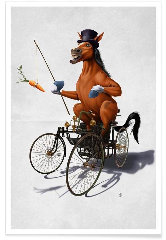 Chevaux, Horse Power affiche