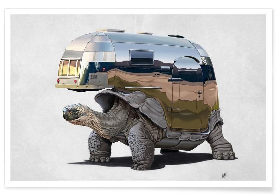 Créatures et hybrides, Art pour enfants, Pimp My Ride affiche